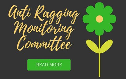 Anti Ragging Monitoring Committee