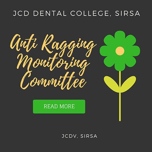 Anti Ragging Monitoring Committee