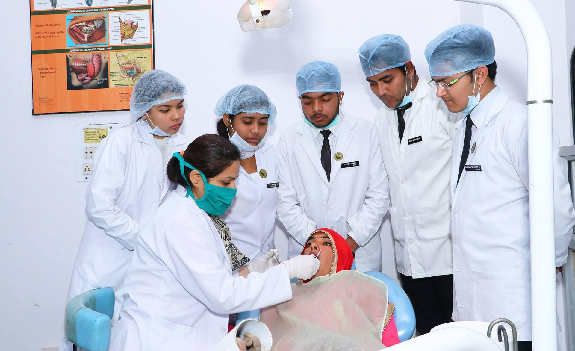 doctors seeing patient