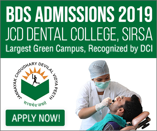 BDS Students - Students List - JCD Dental College