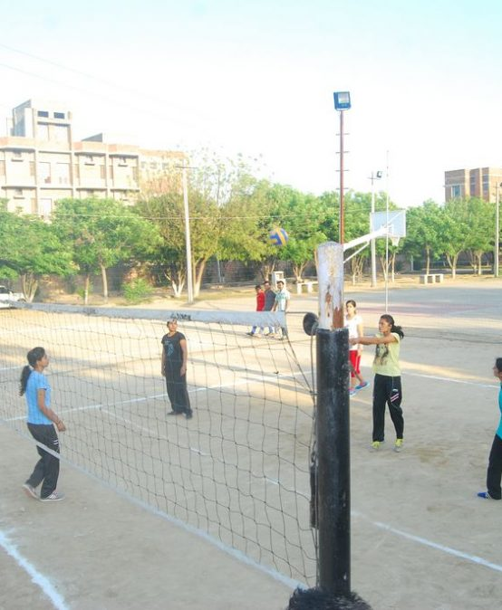 Inter College Volleyball April 2017