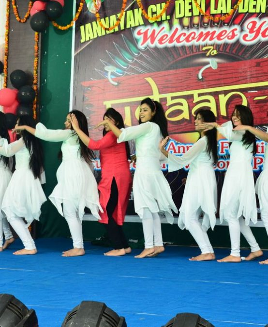 Annual Day cum Fresher Welcome Function 2017