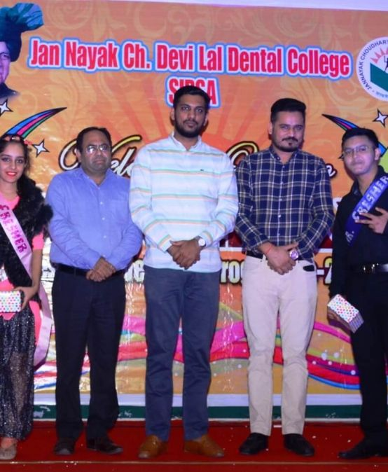 Fresher Party for Welcome of Freshers