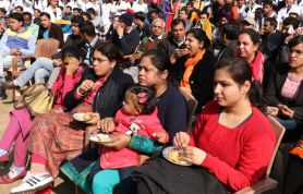 Lohri Celebration JCD Dental college (2)