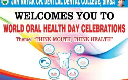 World Oral Health Day Celebration