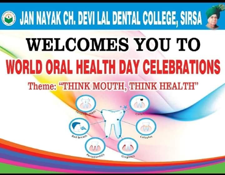 World Oral Health Day Celebration