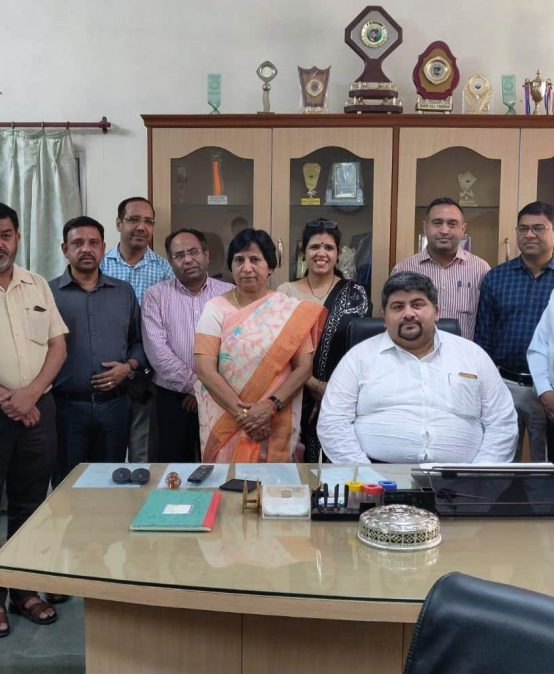 Dr. Arindam Sarkar was appointed as the Principal of JCD Dental College