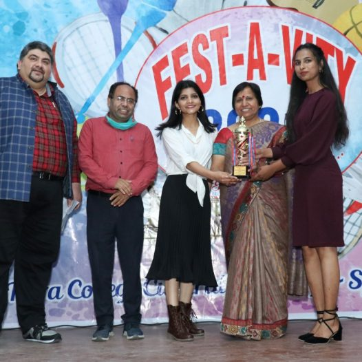 One Week Intra College Fest-A-Vity 2021 Programme